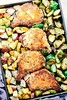 Sheet Pan Crispy Che (alaridesign) Tags: sheet pan crispy cheddar pork chops