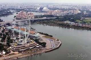 MBS Observation Deck Singapore -7204