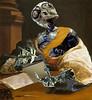 Robot Gentilleschi (jaci XIII) Tags: robot pintura alegoria surrealismo painting allegory surrealism