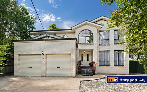 13 Brisbane Rd, Castle Hill NSW 2154