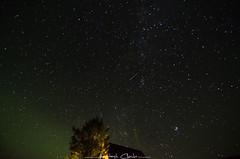 Fljótsbakki Sky (_Amritash_) Tags: fljótsbakki fljótsbakkisky night nightscape stars stargazing starrynight aurora northernlights minimalist