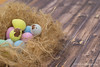 Happy Easter (littlekiss☆) Tags: easter easteregg colorful chocolate stilllife tablephoto vancouver littlekissphotography