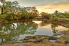 Every path has its puddles... (Amar Mainkar) Tags: maharashtra