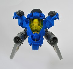LL-772 Canyon Explorer (Guido Martin-Brandis) Tags: neoclassic classic space lego spaceship spacecraft