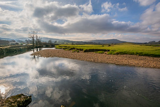 _DSC0111 - River Ure at Haylands Bridge
