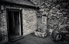 The Potting Shed 1 (a man of constant sorrow) Tags: roller watertrough beningbroughhall brickwall england pottingshed outbuilding york unitedkingdom gb