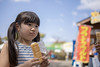 Little girl eating ice-cream in public park (Apricot Cafe) Tags: img86836 asia asianandindianethnicities healthylifestyle japan japaneseethnicity tamronsp35mmf18divcusdmodelf012 adolescence candid carefree casualclothing charming cheerful chibaprefecture child childhood colorimage copyspace day eating enjoyment foodtruck girls happiness icecream innocence leisureactivity lifestyles lowangleview nature oneperson outdoors people photography preschoolage publicpark sky smiling springtime standing sustainablelifestyle toddler waistup weekendactivities ichiharashi chibaken jp