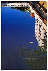 A-lua-do-reflexo. (Lourdes Peres) Tags: lua reflexo canalcinco santossp muretasantos