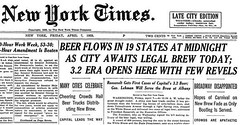 National Beer Day (cizauskas) Tags: beerhistory prohibition nationalbeerday