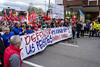 Manifestación en defensa de las pensiones dignas. 15/04/2018. Gijón. (David A.L.) Tags: asturias asturies gijón manifestación gente personas manifestantes protesta