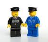 Old black and blue shirt (Vanjey_Lego) Tags: lego minifig minifigs minifigure minifigures shirt