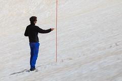 Altezza della Neve (Roveclimb) Tags: alps alpi montagna orobie mountain escursionismo hiking arigna valdarigna ghiacciaiodellupo valtellina ponteinvaltellina sgl servizioglaciologicolombardo snow neve schnee