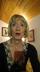 Autoportrait 😊 (magda-liebe) Tags: tgirl french crossdresser closeup travesti
