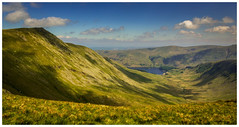 Kidsty Pike. (Ian Emerson (Thanks for all the comments and faves) Tags: lakedistrict cumbria england uk landscape outdoor mountains hills shadows clouds canon crag water reservoir beauty thisisengland photography hiking coast2coast
