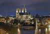 Le chevet de Notre-Dame de Paris (dalbera) Tags: dalbera notredame paris france saintegeneviève notredamedeparis iledelacité seine church église paullandowski