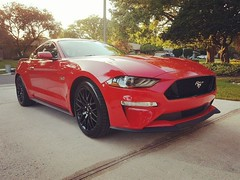 My new 2018 Mustang GT!! (LegoGuyTom) Tags: