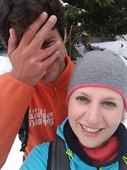 biegówki z Maciek Dubaj (Ela Ścibior) Tags: dubaj couple winter
