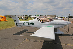 G-TDVB MCR-01 ULC North Weald Air Britain Fly In 17th June 2017 (michael_hibbins) Tags: gtdvb mcr01 ulc north weald air britain fly in 17th june 2017 aviation aircraft aeroplane aerospace aero airfields private civil single prop props piston