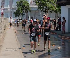 Triathletes on the Ironman (Magic life gallery) Tags: ironman 2017 race triathlon carrera marathon maraton cartagena cartagenadeindias bolivar colombia people athletes atletas nikon d810 nikond810