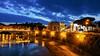 KIKO2332 copia (Titokiko) Tags: silueta anochecer arquitectura ciudad edificio noche xiii rome roma italie italy italia vatican san angelo sunset pape pope tibre aire libre puente agua litoral río paisaje cupula vaticano