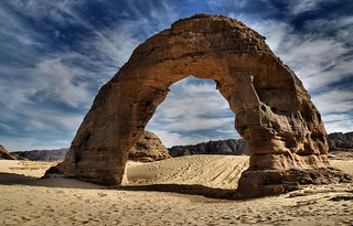 arch of