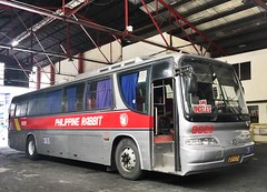 Philippine Rabbit 9529 (marKuneho1105 optd. by rabbit.explorer) Tags: economy royal de12t bh115e daewoo 9529 prbl rabbit philippine
