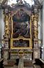 Marter des Hl.Sebastian (edgarhohl) Tags: 2018 niederbayern hlsebastian saint sebastian bayern gemälde