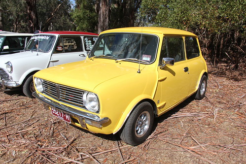 1975 Leyland Mini Saloon