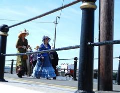 Titanic Ladies (joanna.budzynska) Tags: titanic oldtimes fashion ladies