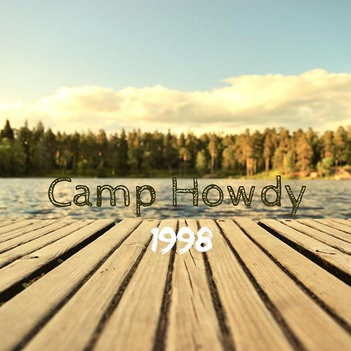 #AprilLitWrit day 3: When/why I started writing. My mom will tell you I started writing when I was 2, but for me, the true start came when I was a preteen at summer camp. I was at Camp Howdy (they are still open, but no longer do kids' summer camps) in wh