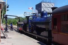 IMGP1025 (Steve Guess) Tags: strathspey steam heritage preserved railway train aviemore highlands scotland gb uk boatofgarten caledonian 828 loco locomotive 060
