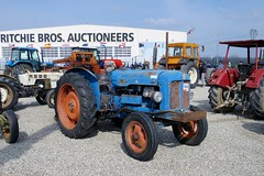 Fordson Power Major (samestorici) Tags: trattoredepoca oldtimertraktor tractorfarmvintage tracteurantique trattoristorici oldtractor veicolostorico super ford