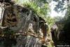 Buddha Gallery, Phnom Santuk Mountain (Travolution360) Tags: cambodia santuk mountain buddha gallery holy pilgrim xes hill view kampong thom stone rock carving travel kambodscha cambodge kampuchea