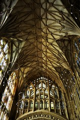 Gloucester Cathedral (TracybBarrell) Tags: gloucester glos cathedral church holy roof