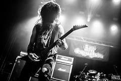 Dead Congregation - live in Metalmania XXIV fot. Łukasz MNTS Miętka-1