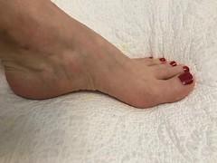 My feet (NailClicks) Tags: foot feet fetish sneakers socks dirty soles soft skin toes nails polish smell sniff nylon nike adidas puma heels hot sexy girl women fussfetisch fetisch socken schuhe sportschuhe kiss mano interior manos