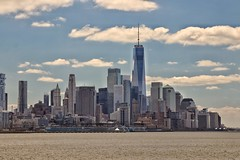 New York (valeriaconti136) Tags: newyork grattacieli skyline edificio acqua america travel manhattan usa canoneos80d