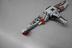 DSC05093 (starstreak007) Tags: 75202 defense crait star wars jedi last lego