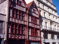 Rue St Pierre - Caen (pyc14000) Tags: caen calvados normandie patrimoine