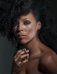 Lace (adrianmichaelphotography) Tags: lace portrait portraits woman female sexy headshots hair women studio studiophotography studiophotographer nikonflickraward veil makeup
