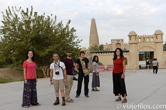 Viajefilos en Xinjiang 022 (viajefilos) Tags: bauset viajefilos asia turpan china rutadelaseda