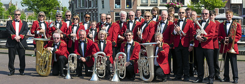 2018 - The Band in Holland