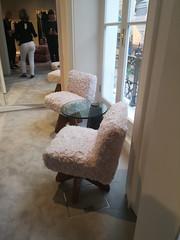 2018-06-FL-191938 (acme london) Tags: bondstreet botique chairs changingrooms fakefur fakefurfurniture furfurniture interiordesign london retail shop stellamccarney
