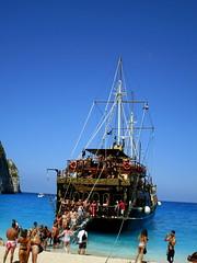 IMG_1133 (SyrianSindibad) Tags: greece zakynthos navagiobeach shipwreckbeach smugglerscove