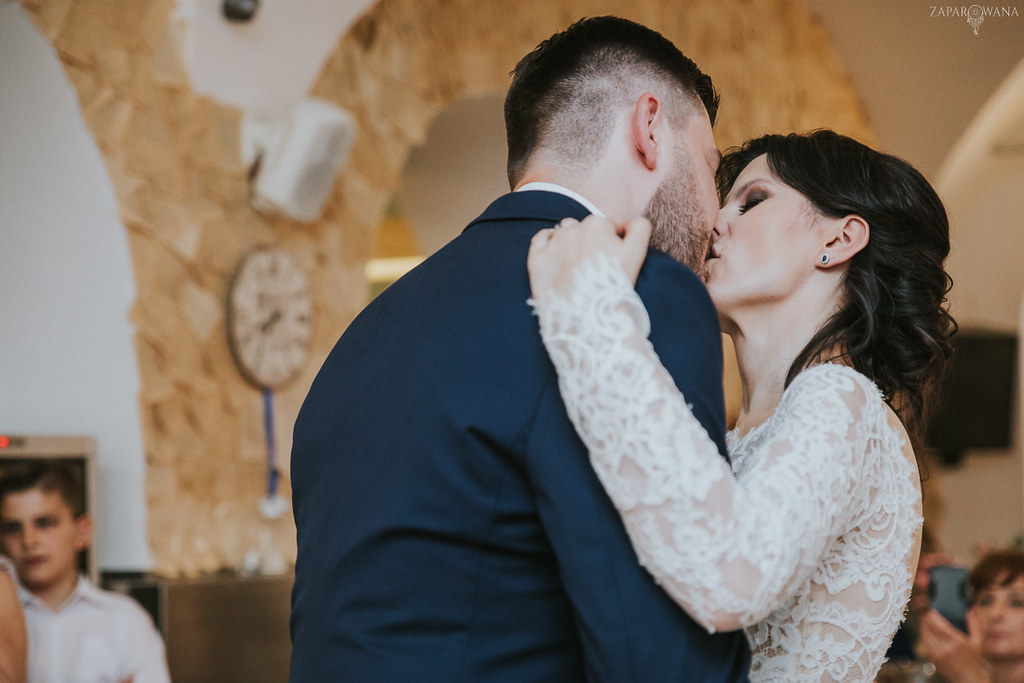 476 - ZAPAROWANA - Kameralny ślub z weselem w Bistro Warszawa