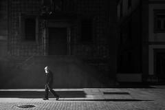 II (RuiFAFerreira) Tags: bw black blackwhite bnw mood monochromat monochrome man light shadows project high contrast conceptual canon dark