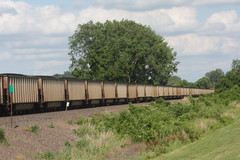 57368 (richiekennedy56) Tags: unionpacific kansas wyandottecountyks bonnersprings sunflower railphotos unitedstates usa