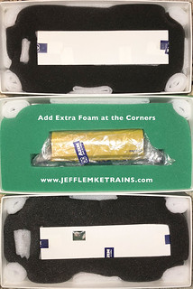 DO THE THE LEMKE TEST: Shipping Brass Model Trains WITH the Original Foam by Jeff Lemke Trains, Inc.