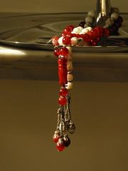 Iamgoingtograceland (renedepaula) Tags: urban city sampa saopaulo brasil brazil rosary bead red white interior silver