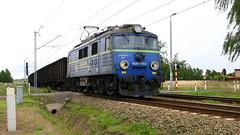 EU07-1512, Warmątowice, 24.06.2018 (Marcin Kapica ...) Tags: pkp eu07 kolej lokomotive locomotive bahn cargo